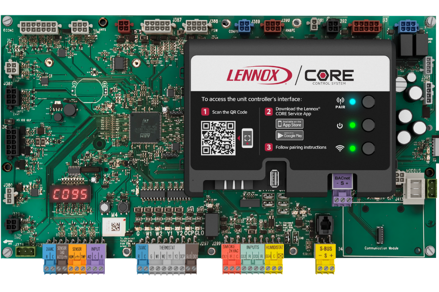 Lennox® CORE Control System Product Image