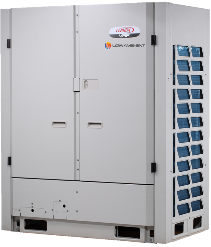Explore Low Ambient VRB Heat Recovery Outdoor Unit in 3D