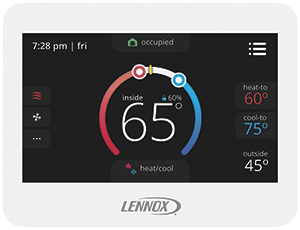 ComfortSense® 8500 Commercial Programmable Thermostat Product Image