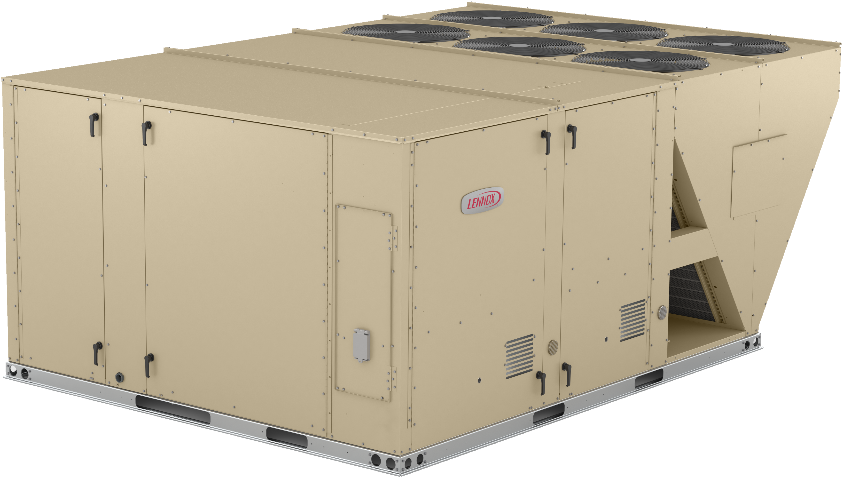 Model L™ Ultra-High Efficiency Rooftop Units Product Image