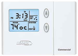 ComfortSense® 3000 Non-Programmable Thermostat Product Image